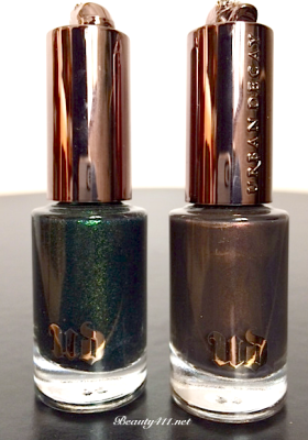 Urban Decay Zodiac - Blackheart Nail Polish