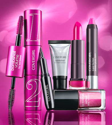 COVERGIRL Bombshell Collection-banner