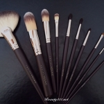 Louise Young Cosmetics Brush Set