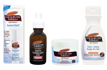 Palmers Cocoa Butter Line