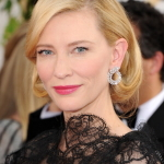 Get the Look: Cate Blanchett's Hair and Makeup Golden Globes 2014
