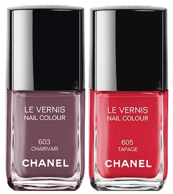 CHANEL Spring 2014 Le Vernis