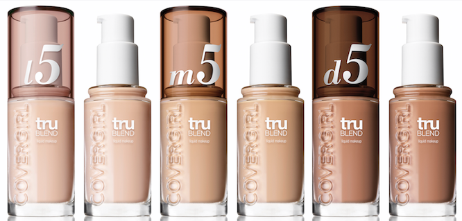COVERGIRL truBlend foundation-grp