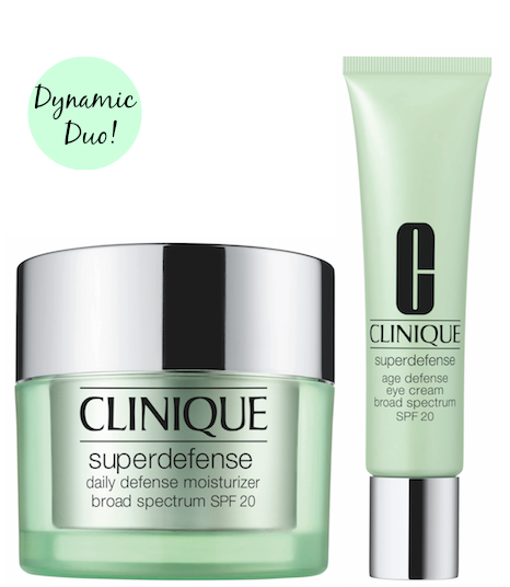 Clinique Superdefense Moisturizer-and-Eye Cream-duo