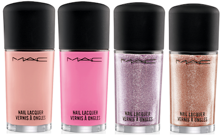 MAC A Fantasy of Flowers Nail Lacquer-grp