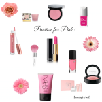 Passion for Pink…10 Pink Beauty Finds!