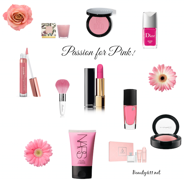 passion for pink beauty -#main