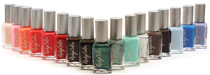 RickyColor Nail Polish Collection-group