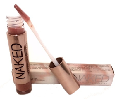 Urban Decay Naked Lipgloss-open