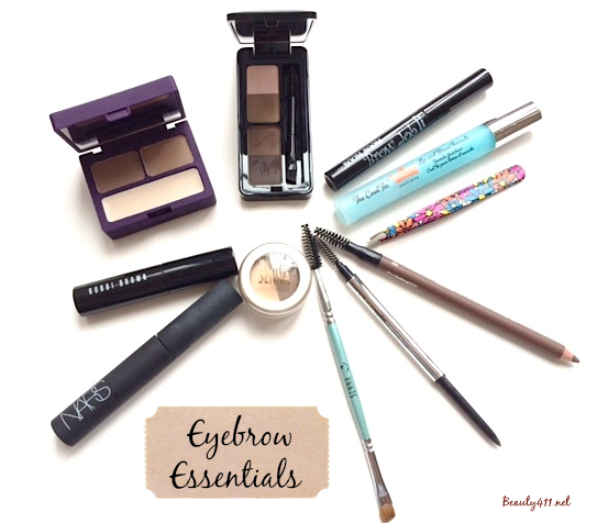 Eyebrow products-group