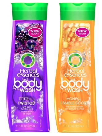 Herbal Essences new body wash releases