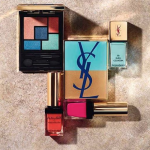 YSL Summer Look 2014: The Bleus Lumière Collection