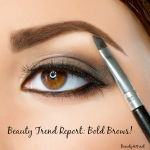 Beauty Trend Report: Bold Brows
