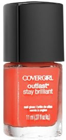 COVERGIRL Outlast Stay Brilliant Nail Gloss 245