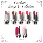 Rouge G de Guerlain Collection