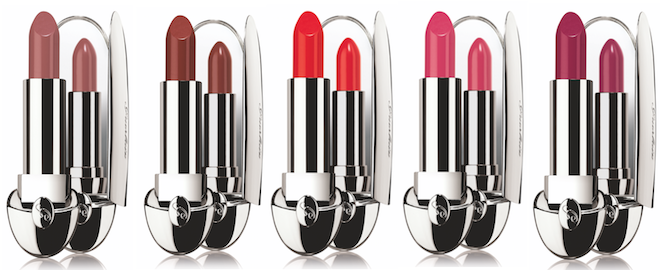 Guerlain Rouge G Collection