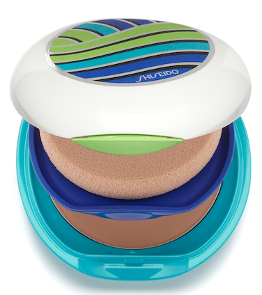 Shiseido Limited Edition UV Protective Compact Foundation