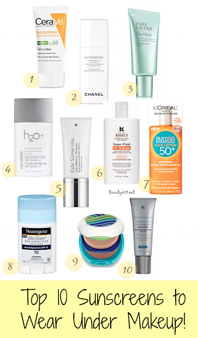 top-10-sunscreens-to-wear-under-makeup