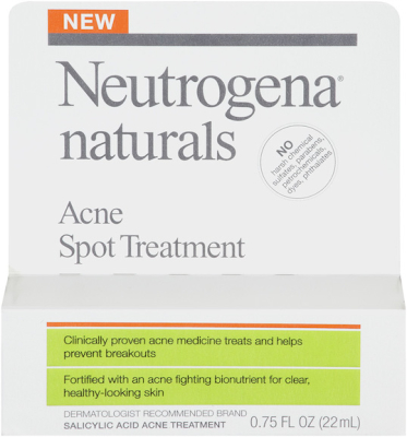 Neutrogena Naturals Acne Spot Treatment