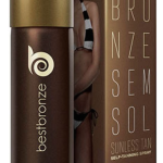 Beach Babe Glow: Best Bronze Sunless Tan Self-Tanning Spray