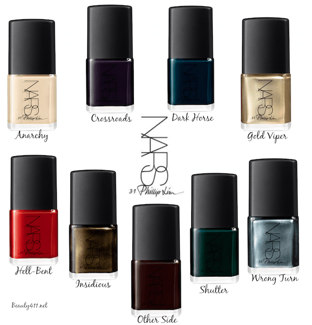 3.1 Phillip Lim for NARS Nail Collection-group