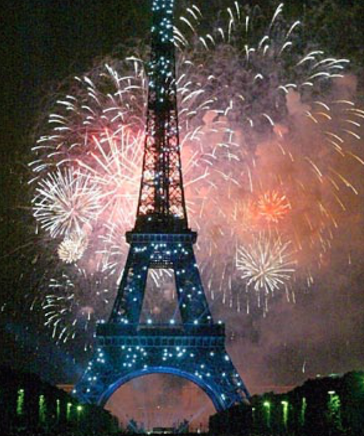 Bastille-day-Paris