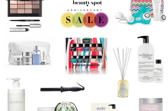 Best Anniversary Sale Beauty Exclusives