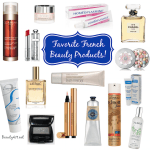 15 Favorite French Beauty Products!