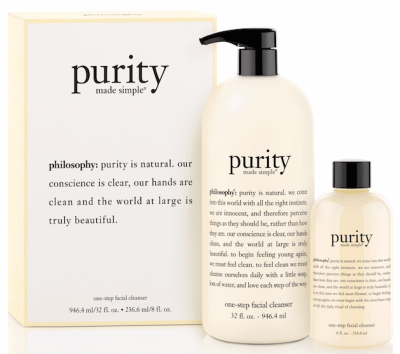 Philosophy Purity beauty exclusives set