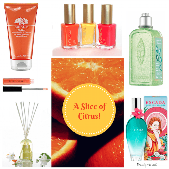 Summer-citrus-beauty-products-banner