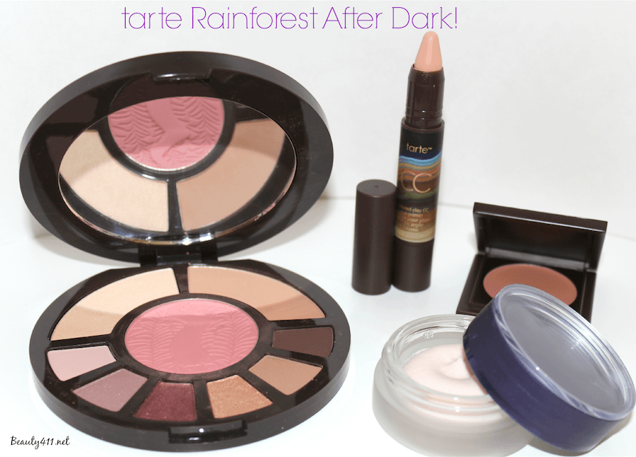 tarte Rainforest After Dark-group