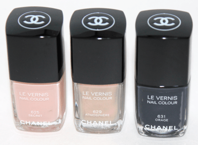 CHANEL Le Vernis - Fall 2014 - group