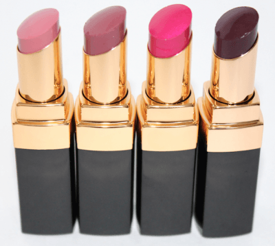 CHANEL Rouge Coco Shine - Fall 2014 - grp