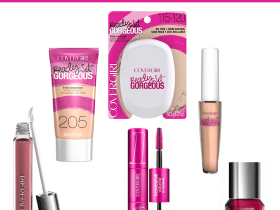 COVERGIRL instaGLAM Collection