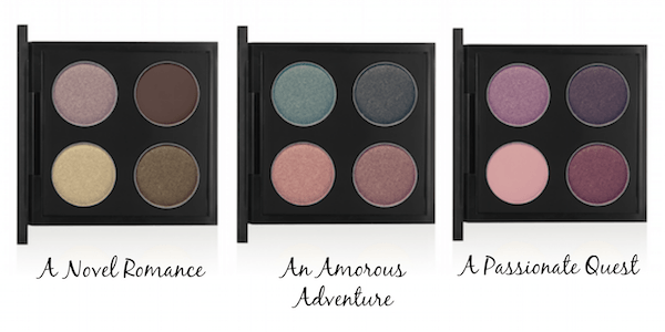 MAC A Novel Romance Eyeshadow Quads-grp