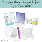 Targeted Skin Treatments with Sheet Masks!