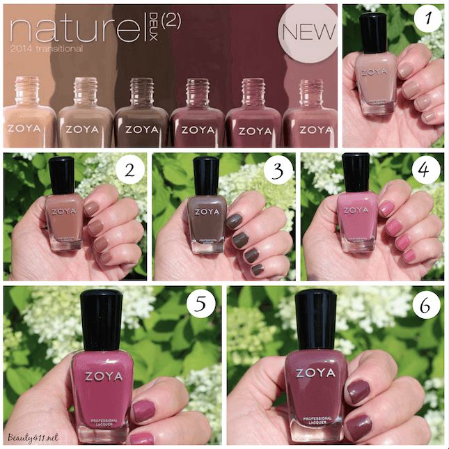 Zoya-Naturel-Deux-Collection-Shade-Chart