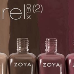 Zoya NATUREL DEUX (2) Nail Polish Collection