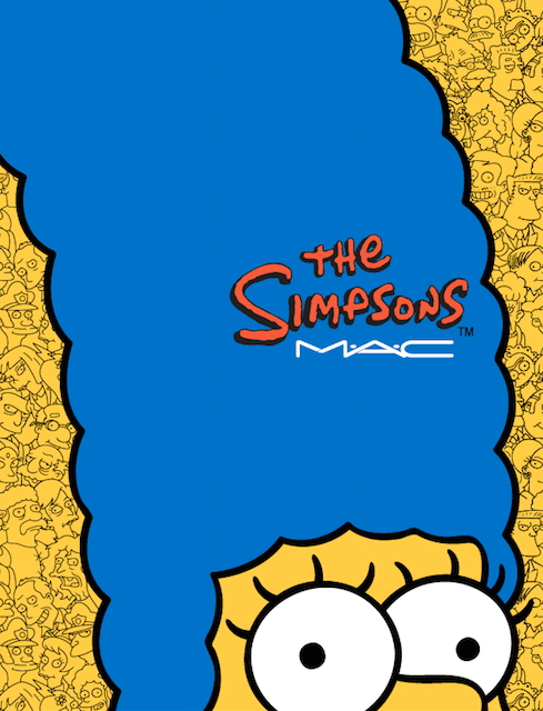 MAC-The Simpsons-beauty
