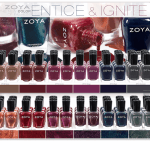 Zoya Entice and Ignite Collections Fall 2014