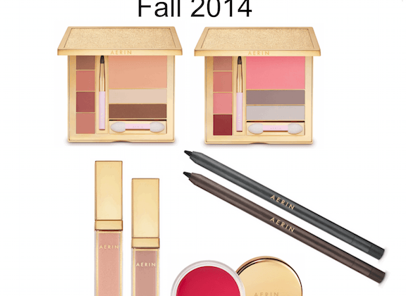 AERIN Beauty Fall 2014 Essentials Collection