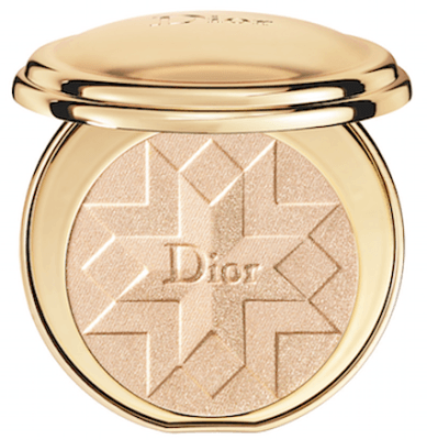 Diorific Golden Shock Illuminating Pressed Powder 001