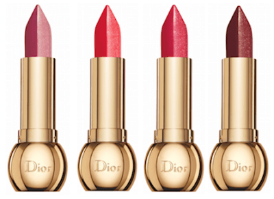 Diorific Golden Shock Lipstick - Holiday 2014