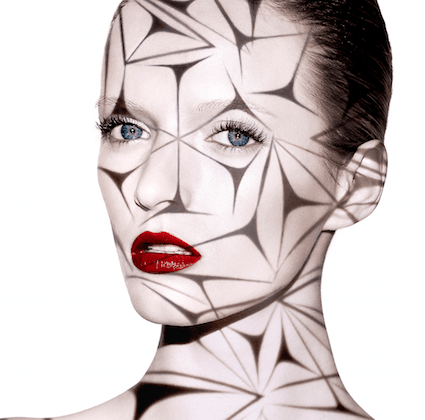 NARS Holiday 2014 - Laced with Edge model