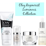 Get winter-ready skin with Olay Regenerist Luminous Skincare! (Giveaway!)