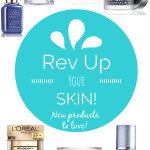 Get Glowing! Rev up your skin!