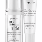 Philosophy No Reason To Hide Serum and Moisturizer!