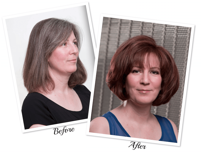 AGEbeautiful before-after-makeover