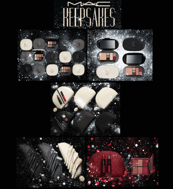 MAC Keepsakes Collection-Holiday 2014