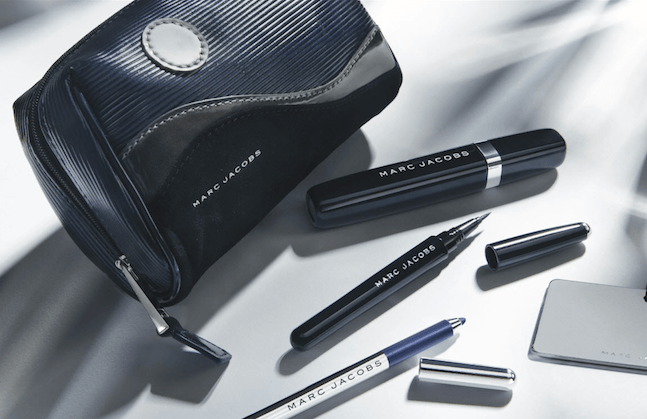 Marc Jacobs Beauty Blacquered and Blue set